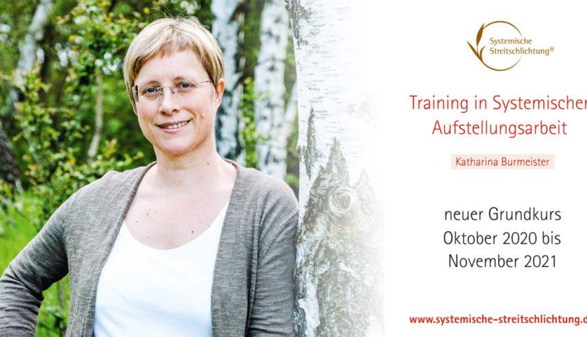 Training in systemischer Aufstellungsarbeit